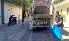 Συνελήφθη αντιδήμαρχος επειδή καθάριζε τους δρόμους!