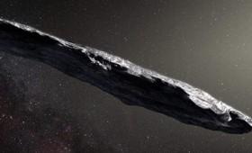 Διαστημόπλοιο σε σχήμα πούρου ή αστεροειδής;