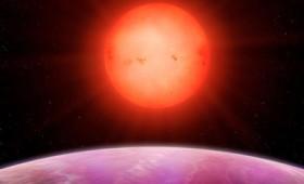 Γιγαντιαίος πλανήτης γύρω από λιλιπούτειο άστρο
