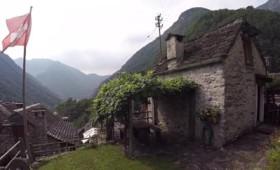 Ένα ελβετικό χωριό μετατρέπεται σε ξενοδοχείο