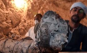 Ανακαλύφθηκε μούμια σε ανέγγιχτο αιγυπτιακό τάφο