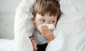 Σε έξαρση οι λοιμώξεις στα μικρά παιδιά