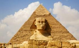 Οι μυστηριώδεις κρύπτες κάτω από τις πυραμίδες (vid)