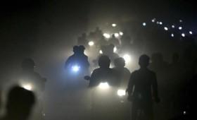 Σκηνές απίστευτης φρίκης από τις αμμοθύελλες στην Ινδία (vid)