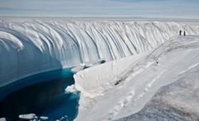 Ανακαλύφθηκαν γιγαντιαία φαράγγια στην Ανταρκτική