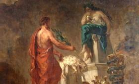 Το μυστήριο του Μαντείου των Δελφών (vid)