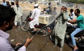 Στους 65 οι νεκροί από τον καύσωνα στο Πακιστάν