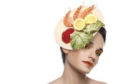 Maor Zabar: Φαγητά που… φοριούνται και ως καπέλα!