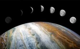 Βρέθηκαν 12 νέα φεγγάρια γύρω από τον Δία (vid)