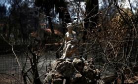 91 νεκροί και 25 αγνοούμενοι από τη φωτιά στο Μάτι (vid)