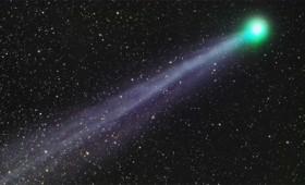 Ο πράσινος κομήτης και άλλα ουράνια φαινόμενα
