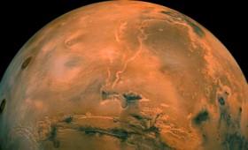 Τεράστια λίμνη νερού σε υγρή μορφή στον Άρη (vid)
