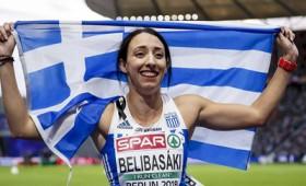 Μαρία Μπελιμπασάκη: Ασημένιο στα 400 μέτρα