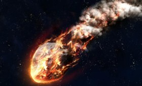 Μετεωρίτης εξερράγη πάνω από αμερικανική βάση (vid)