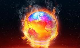 Η Γη μετατρέπεται σε πλανήτη Ολοκαυτώματος