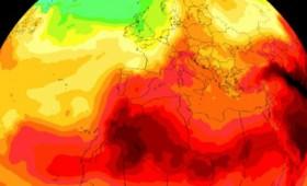 Η Ευρώπη φλέγεται στους 48 βαθμούς Κελσίου (vid)