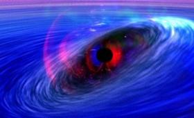 Οι μαύρες τρύπες οδηγούν σε ένα άλλο σύμπαν (vid)
