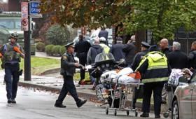 Επίθεση σε Συναγωγή στο Πίτσμπουργκ με 11 νεκρούς