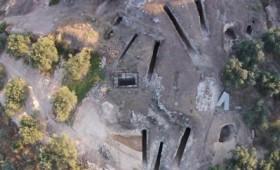 Βρέθηκε ασύλητος μυκηναϊκός τάφος στη Νεμέα