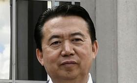 Εξαφανίστηκε στην Κίνα ο διευθυντής της Ιντερπόλ