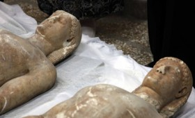 Πώς ανακαλύφθηκαν οι Κούροι της Αταλάντης (vid)
