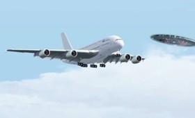 Πιλότος ανέφερε άγνωστο ιπτάμενο αντικείμενο πάνω από την Ιρλανδία (vid)