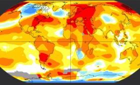 2018: Η τέταρτη πιο ζεστή χρονιά στην ιστορία (vid)