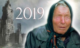 Οι προβλέψεις της Γιαγιάς Βάνγκα για το 2019 (vid)