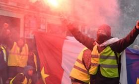 Το Παρίσι σε κατάσταση πολιορκίας – Live εικόνα