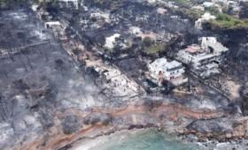 Φωτιά στο Μάτι: 100ός νεκρός ένας 73χρονος εγκαυματίας