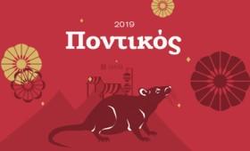Ο Ποντικός στη χρονιά του Χοίρου (2019)