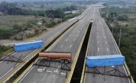 Μπλόκο της Βενεζουέλας στην ανθρωπιστική βοήθεια (vid)