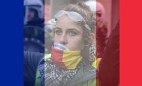 Κίτρινα Γιλέκα: 15η εβδομάδα κινητοποιήσεων (vid)