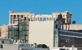 Η άναρχη δόμηση απειλεί να κρύψει την Ακρόπολη (vid)