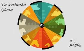 Κινέζικη Αστρολογία: Τα αντίπαλα ζευγάρια – α΄ μέρος