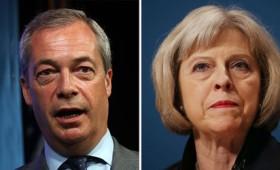 Μεγάλη νίκη του Brexit – Παραιτείται η Τερέζα Μέι (vid)