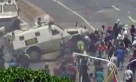 Η Βενεζουέλα βυθίζεται στο χάος και τη βία (vid)