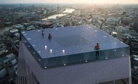 Μια πισίνα που δεν μπορείς να μπεις ούτε να βγεις (vid)