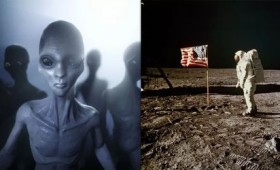Η NASA διέγραψε αποδείξεις εξωγήινης παρουσίας στη Σελήνη (vid)