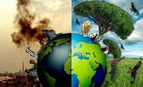 Έχουμε δεκαοκτώ μήνες για να σώσουμε τον πλανήτη!