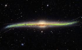 Ο γαλαξίας μας έχει σχήμα θεσσαλικού πέτασου (vid)