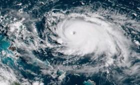 Μπαχάμες: Στην κατηγορία 5 ο τυφώνας Ντόριαν με ανέμους 354 χλμ/ώρα (vid)