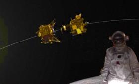 Viral βίντεο με τον πρώτο Ινδό αστροναύτη στη Σελήνη!