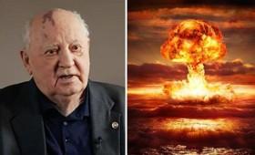 Γκορμπατσόφ: «Ο κόσμος βρίσκεται σε κολοσσιαίο κίνδυνο» (vid)