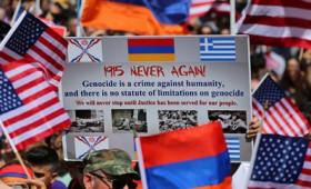 Ο Τραμπ δεν αναγνωρίζει τη γενοκτονία των Αρμενίων