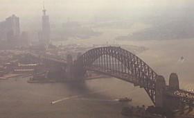 Οι πυρκαγιές απειλούν τα αποθέματα νερού στο Σίδνεϊ