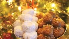 Διατροφικές συμβουλές στους «γλυκούληδες» για ξέγνοιαστες γιορτές