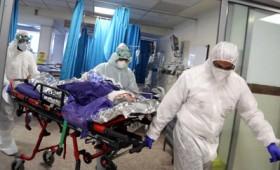 Κοροναϊός: Ο πρώτος θάνατος ασθενή και το πρώτο κρούσμα στην ΕΡΤ