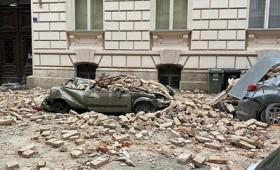 Ο μεγαλύτερος σεισμός στην Κροατία εδώ και 140 χρόνια