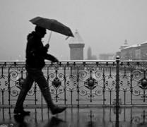 Μαύρη βροχή, που θεωρείται κακός οιωνός, έπεσε στην Ιαπωνία (vid)